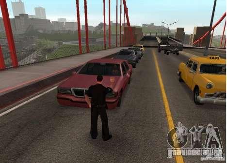 Самоубийца На Мосту для GTA San Andreas второй скриншот