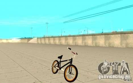 REAL Street BMX для GTA San Andreas