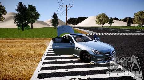 Mercedes-Benz SLK 2012 для GTA 4