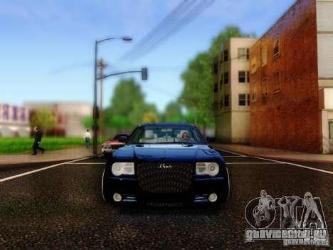 Chrysler 300C VIP для GTA San Andreas вид сбоку