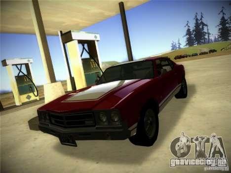 IG ENBSeries для GTA San Andreas четвёртый скриншот