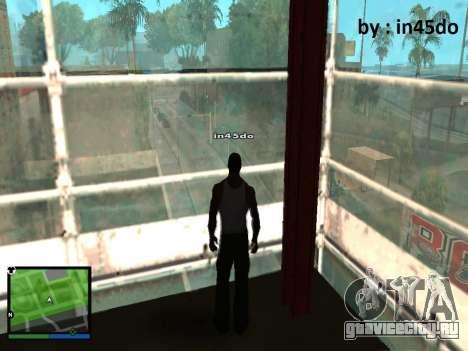 GTA V Interface for Samp для GTA San Andreas второй скриншот