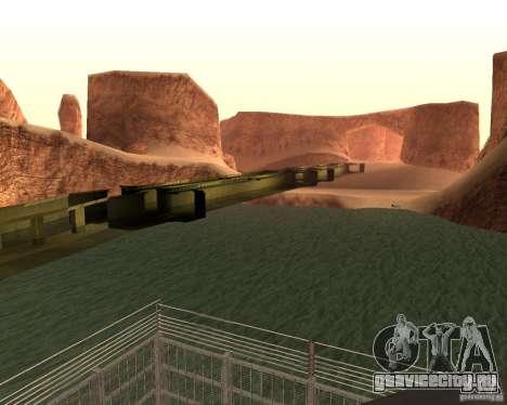 База DRAGON для GTA San Andreas третий скриншот