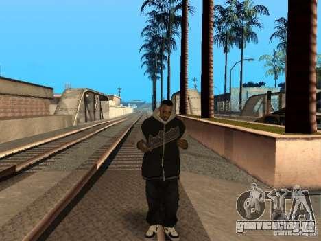 Pack Ballas Soldiaz Families V.2 для GTA San Andreas шестой скриншот