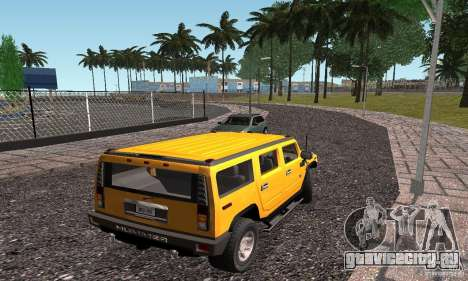 New Groove для GTA San Andreas седьмой скриншот