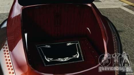 Walter Street Rod Custom Coupe для GTA 4 вид сбоку