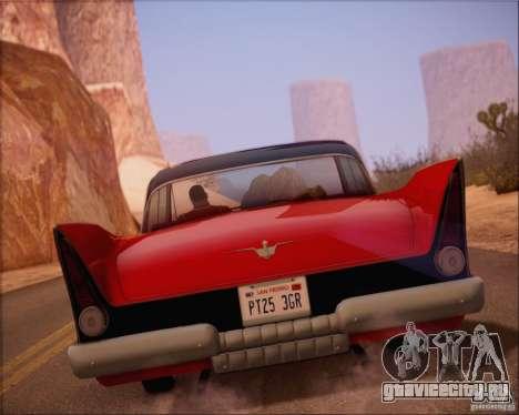 SA_NGGE ENBSeries v1.2 Playable Version для GTA San Andreas пятый скриншот