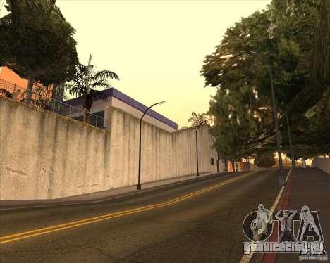 Украшение автосалона Wang Cars для GTA San Andreas шестой скриншот