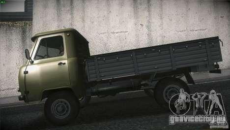 УАЗ 3303 Головастик для GTA San Andreas вид слева