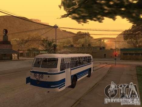 ЛАЗ 695М для GTA San Andreas вид справа