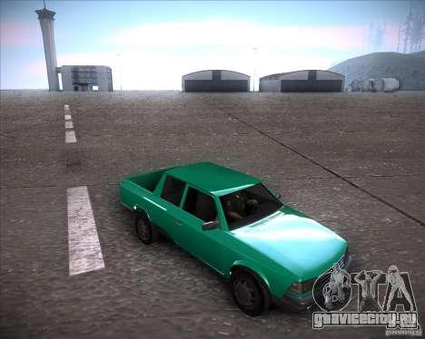 АЗЛК 2335-21 для GTA San Andreas вид сзади слева