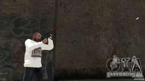 AKS-74U для GTA 4 пятый скриншот