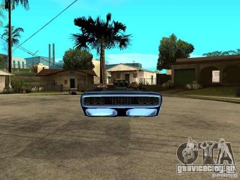 Voozer для GTA San Andreas вид справа