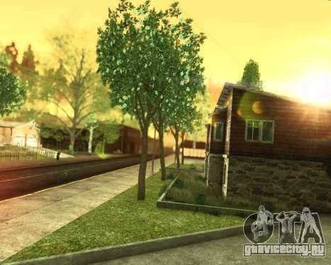 SA_NVIDIA v1.0 для GTA San Andreas