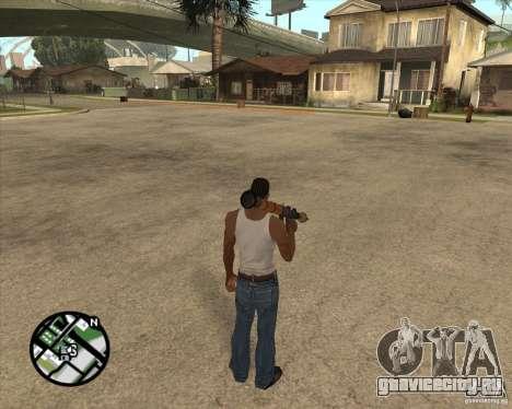 RiCkys Rocket Launcher для GTA San Andreas четвёртый скриншот