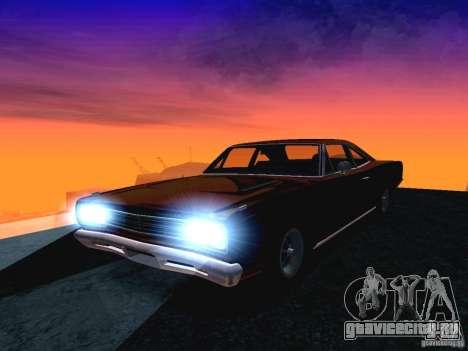 Plymoth Road Runner для GTA San Andreas
