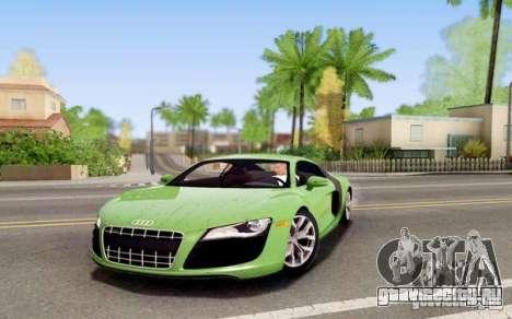 Сompelling ENBSeries для GTA San Andreas четвёртый скриншот