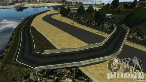 Laguna Seca [Final] [HD] для GTA 4