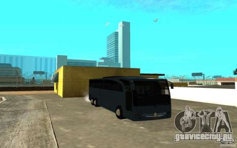 Mercedes-Benz Travego для GTA San Andreas вид слева