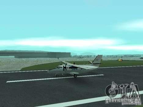 Let L-410 для GTA San Andreas вид слева