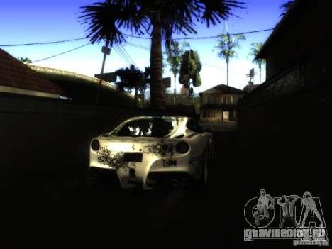ENB Series Project BRP для GTA San Andreas четвёртый скриншот