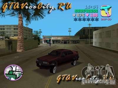 Ford из GTA 3 для GTA Vice City