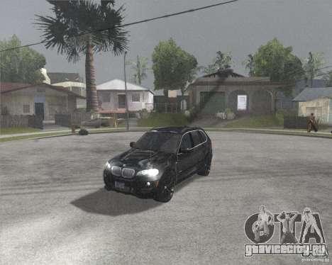 BMW X5 2009 Tune для GTA San Andreas
