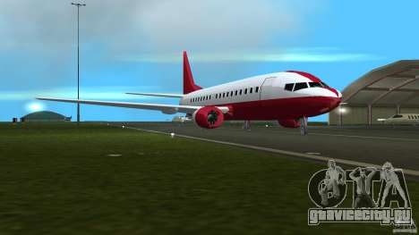 Boeing 737 для GTA Vice City