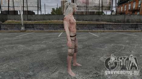 Геральт из Ривии v5 для GTA 4 второй скриншот