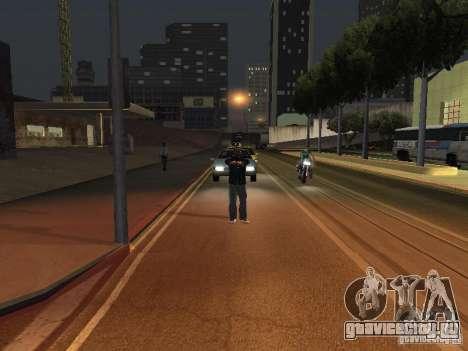 Свободное перемещение камеры для GTA San Andreas четвёртый скриншот
