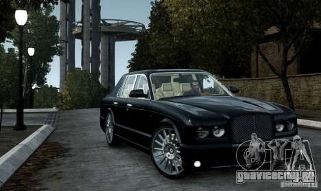Bentley Arnage T v 2.0 для GTA 4