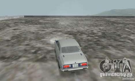 Isuzu Bellett GT-R для GTA San Andreas вид слева