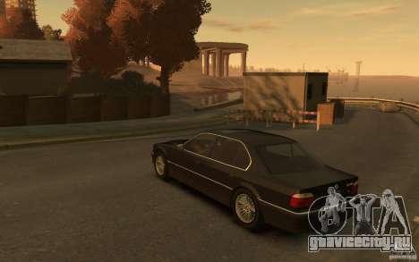 BMW 750iL (E38) v.3 для GTA 4