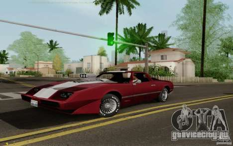 Phoenix HD для GTA San Andreas