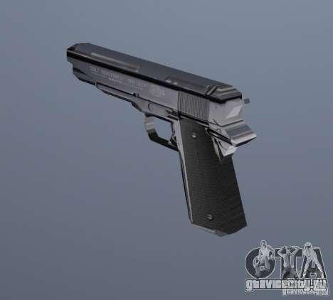 Новый пистолет для GTA Vice City