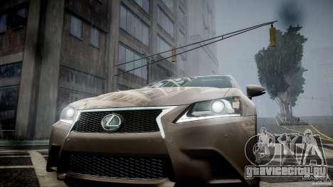 Realistic ENBSeries By batter для GTA 4 восьмой скриншот