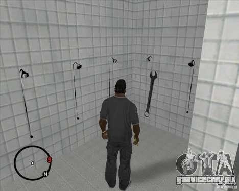 Гаечный ключ для GTA San Andreas второй скриншот