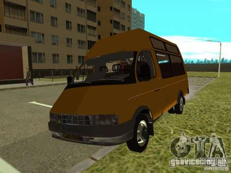 ГАЗ СПВ Рута-16 для GTA San Andreas