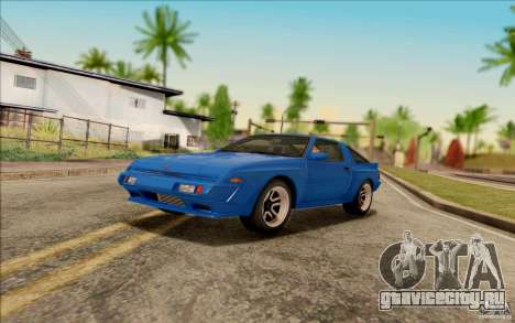 SA_DirectX 1.3 BETA для GTA San Andreas четвёртый скриншот