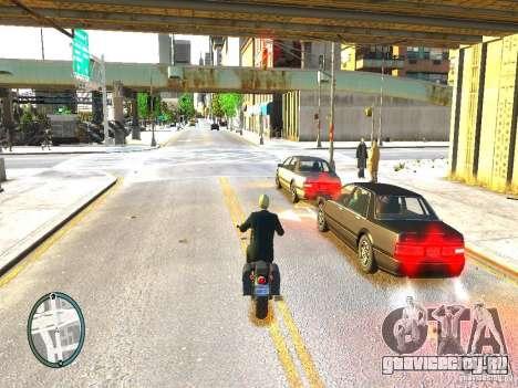 iCEnhancer 1.2 для GTA 4 девятый скриншот