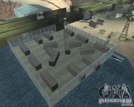 DRAGON база v2 для GTA San Andreas второй скриншот