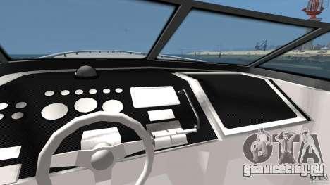 Новый Jetmax для GTA 4 вид сзади