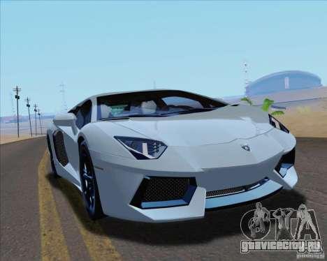 Playable ENB Series v1.1 для GTA San Andreas четвёртый скриншот