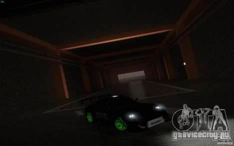 New SF Army Base v1.0 для GTA San Andreas седьмой скриншот