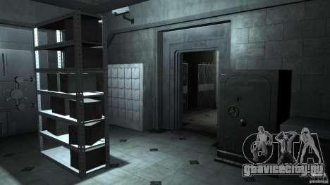 Bank robbery mod для GTA 4 второй скриншот