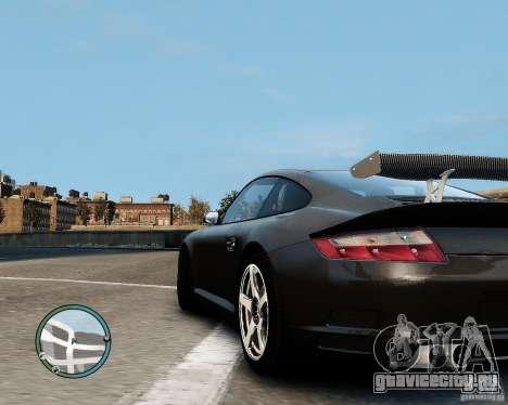 Ruf Rt 12 для GTA 4 вид сзади