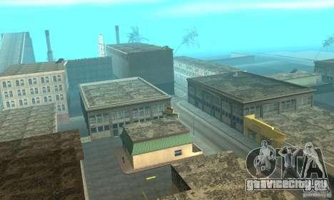 New Island для GTA San Andreas четвёртый скриншот