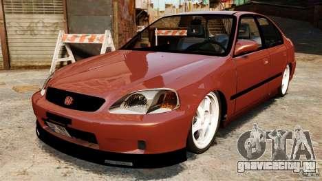 Honda Civic iES для GTA 4