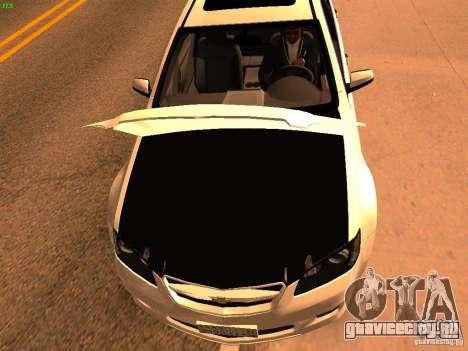 Chevrolet Lumina для GTA San Andreas вид справа