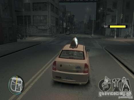 Миссия таксиста для GTA 4 для GTA 4 пятый скриншот